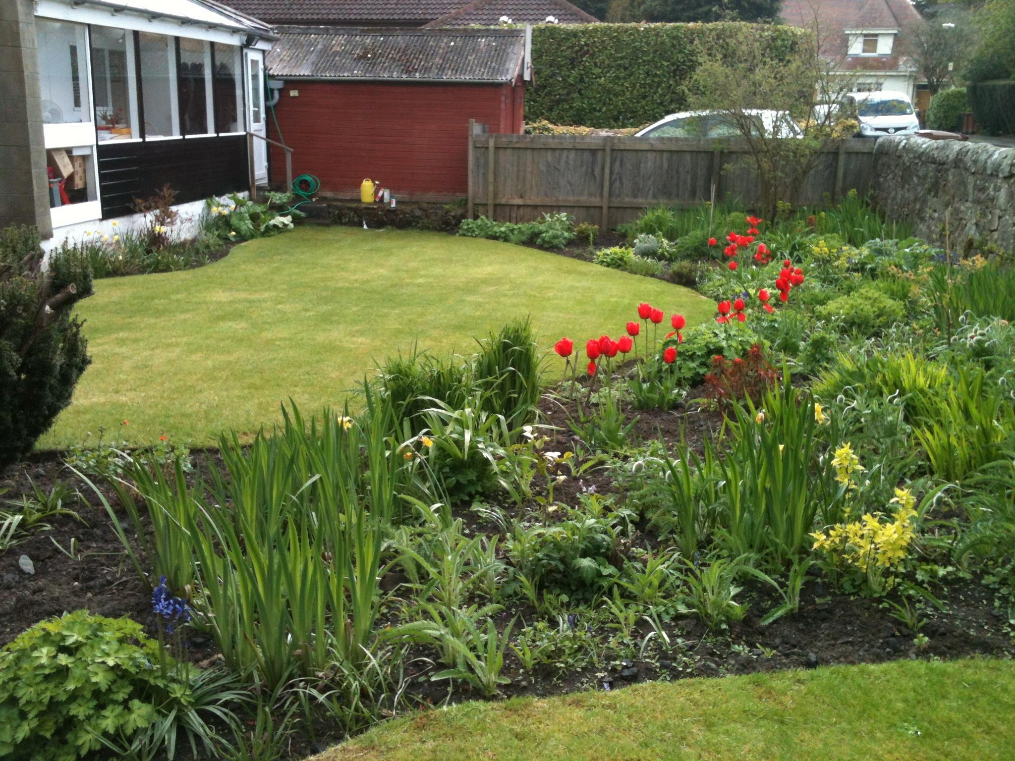 jcgardendesign: Garden Design Edinburgh